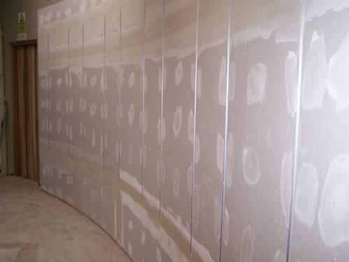 quality plastering nottingham dry lining 4
