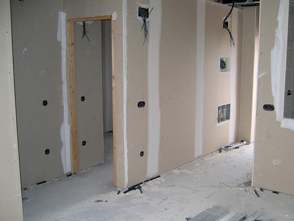 quality plastering nottingham dry lining 6